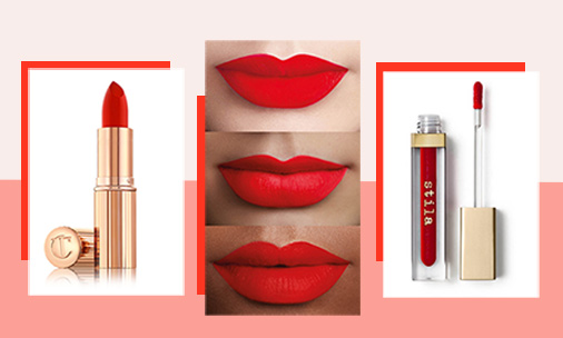 12 red lipsticks that will completely elevate your makeup look