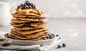 How to make perfect pancake mix on Shrove Tuesday