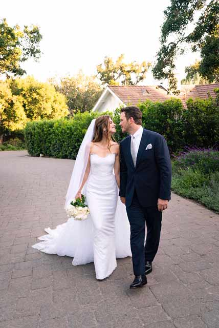 Katherine-Schwarzenegger-Chris-Pratt-wedding