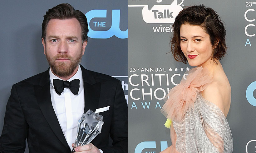 Ewan McGregor Mary Elizabeth Winstead critics choice awards