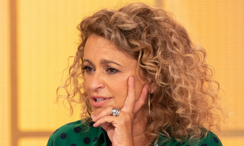 nadia-sawalha-talks-daughter