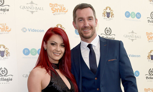 dianne buswell and boyfriend anthony quinlan