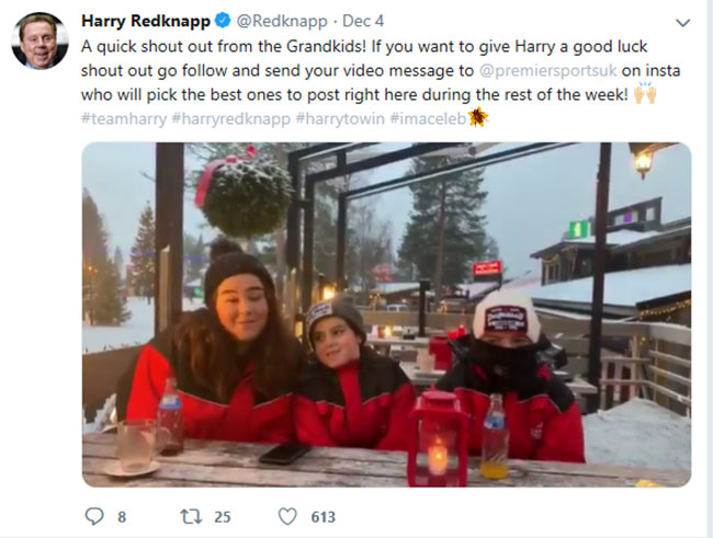 harry-redknapp-family-video-message