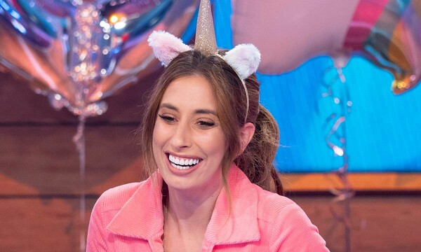 Stacey-Solomon-birthday-party-loose-women