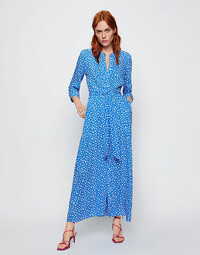 Zara dress with sleeves