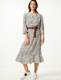 Marks and Spencer dress with sleeves