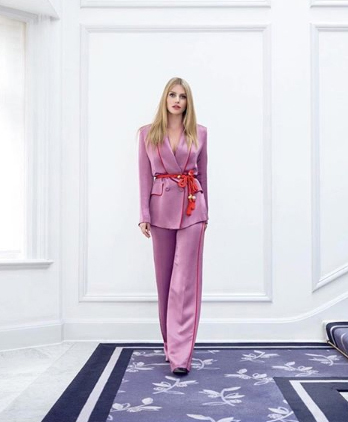 kitty-spencer-lilac-suit