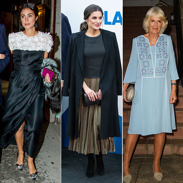 Royal style watch: all the best outfits from the world's royal ladies this week