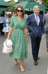 carole middleton dress