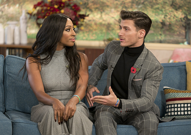 gorka-marquez-alexandra-burke-this-morning