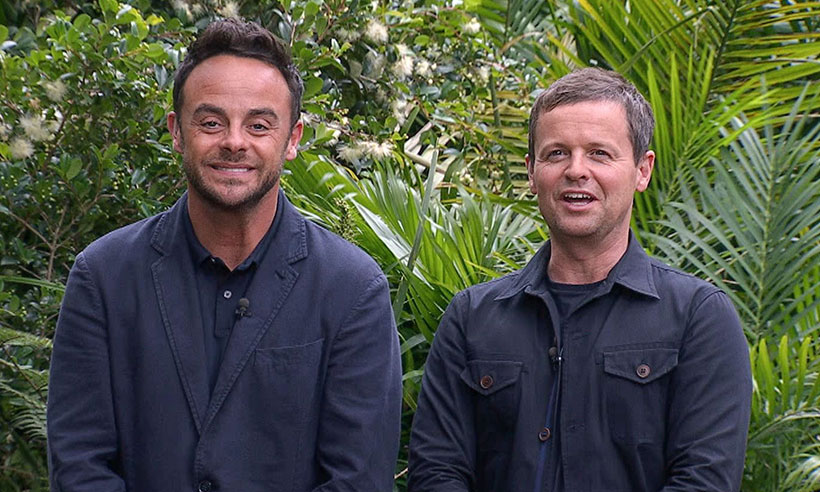ant and dec im a celeb