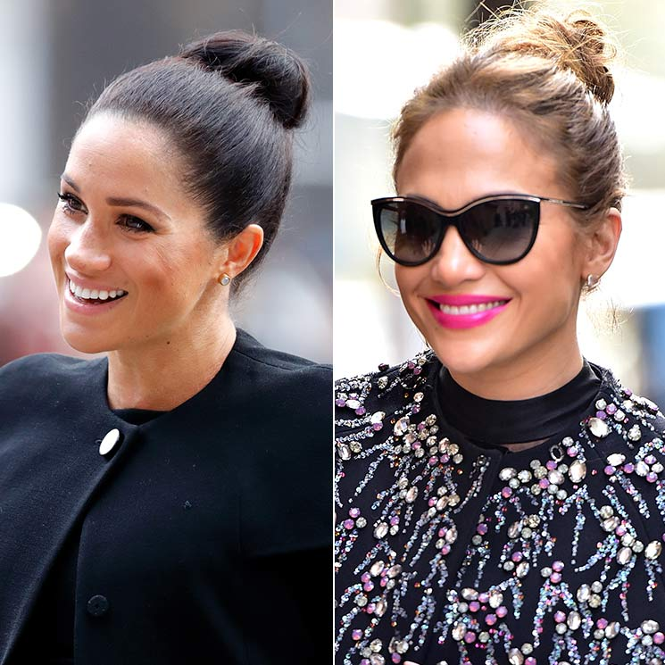 Hair Twins: The royals vs celebrities on the red carpet