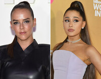 The Straight Pony as seen on Pauline Ducret of Monaco and Ariana Grande
