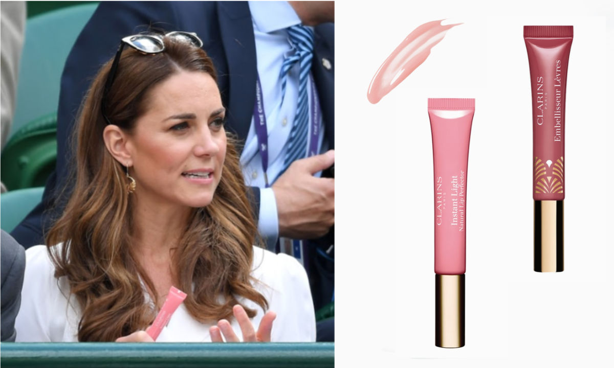kate middleton lip gloss