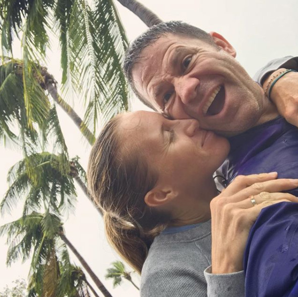 Steve Backshall and Helen Glover are expecting twins
