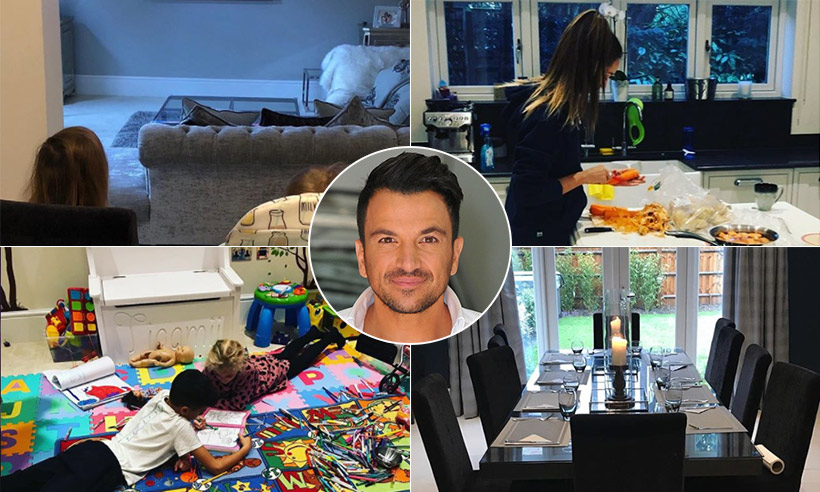 Peter Andre House