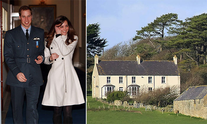 Kate Middleton and Prince William's first home together is truly incredible