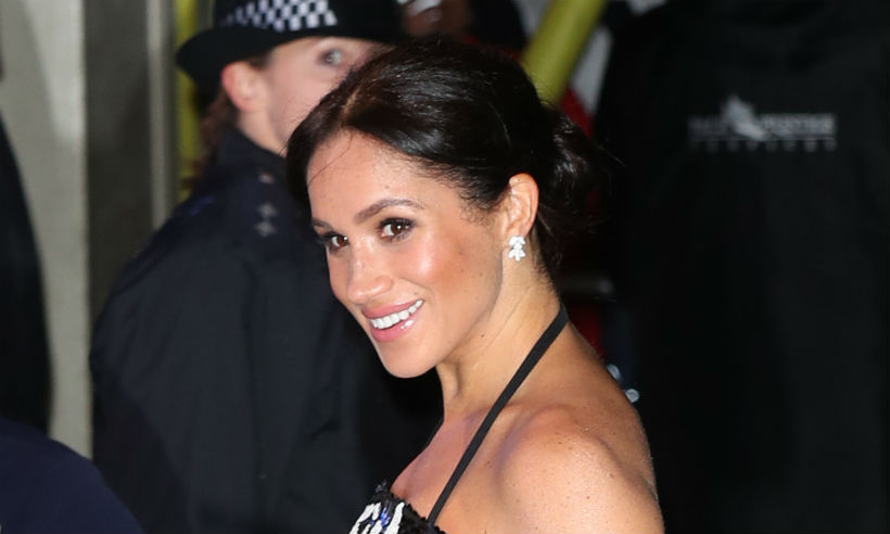 Meghan Markle steals the show in embellished top and skirt at the Royal Variety Performance