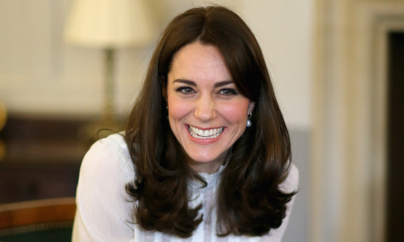 Kensington Palace confirms Kate's due date