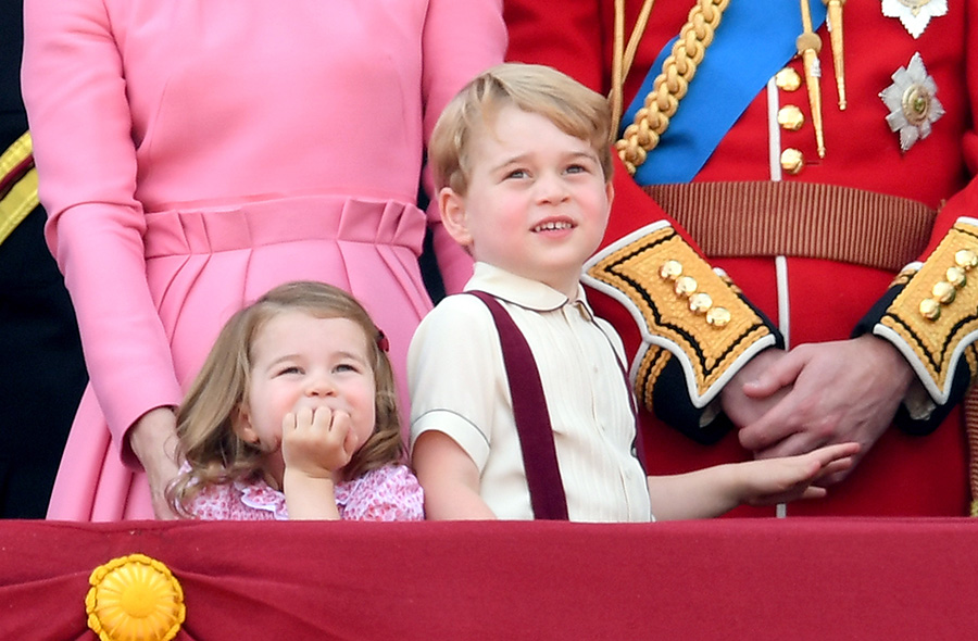 prince-george-princess-charlotte-trooping-colour