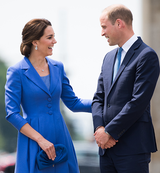 kate-middleton-blue-dress-prince-william