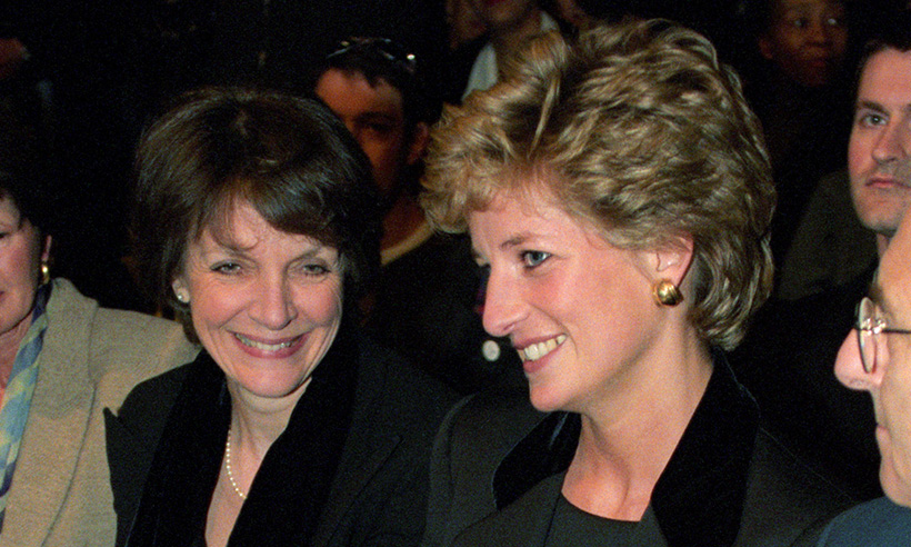 anna harvey and princess diana