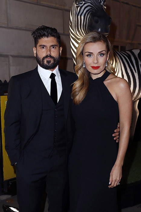 katherine jenkins husband tusk awards