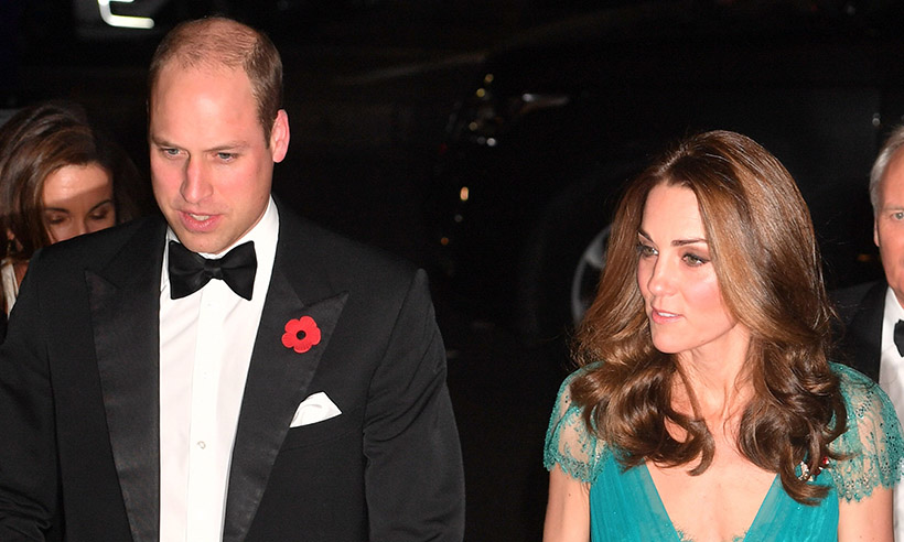 Prince William and Kate Middleton make glamourous appearance at Tusk Awards - live updates
