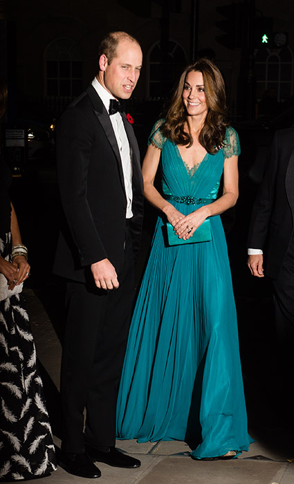 tusk awards william kate