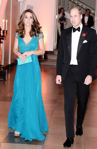 Prince-William-Kate-inside-venue
