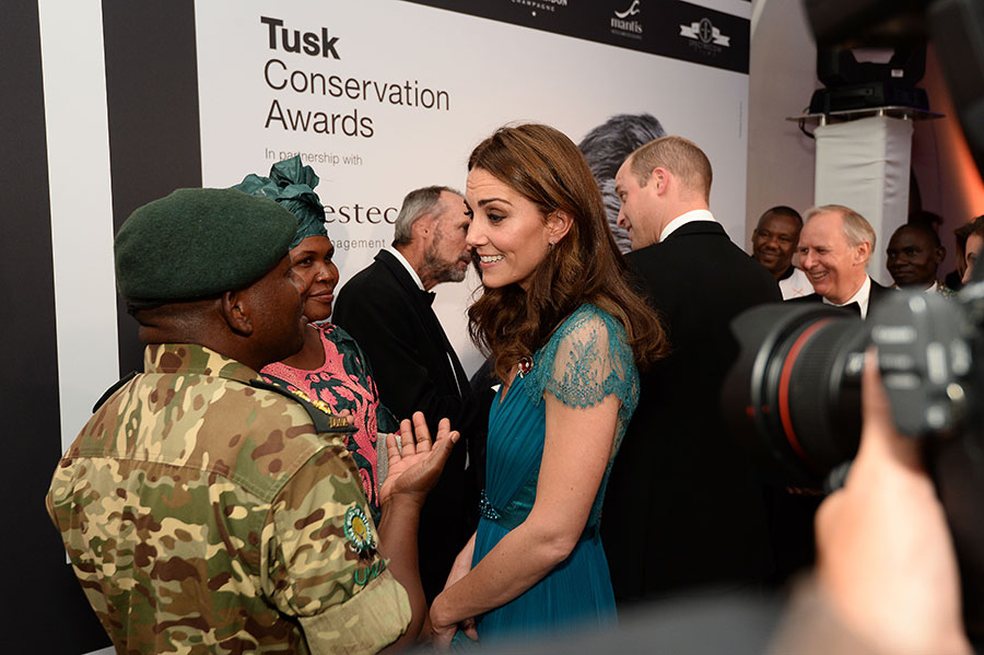 Prince-William-Kate-talk-guests-Tusk