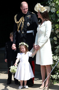 kate middleton family at royal wedding