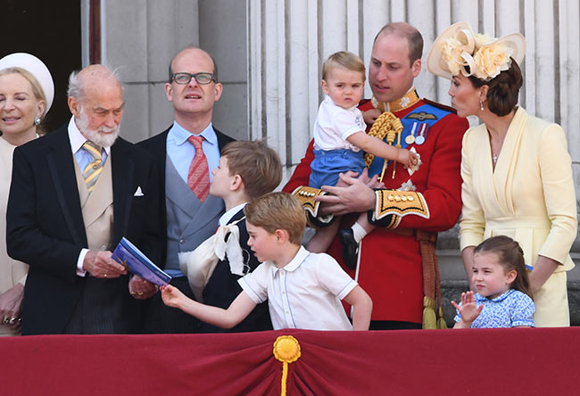 prince-george-and-michael-of-kent