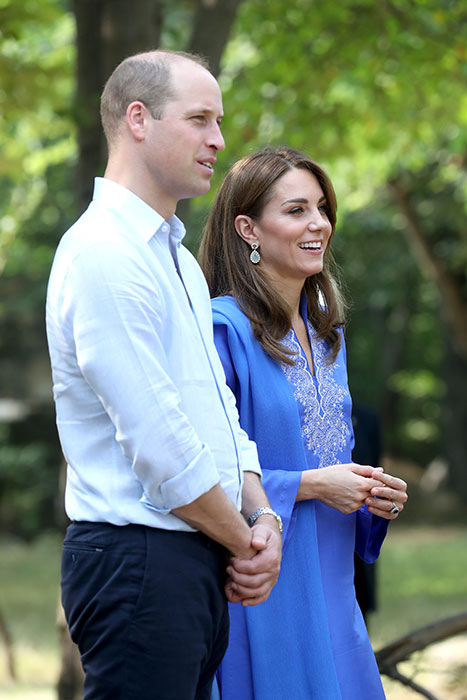 William and Kate Kurta