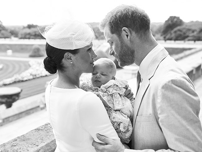 archie-christening-harry-meghan