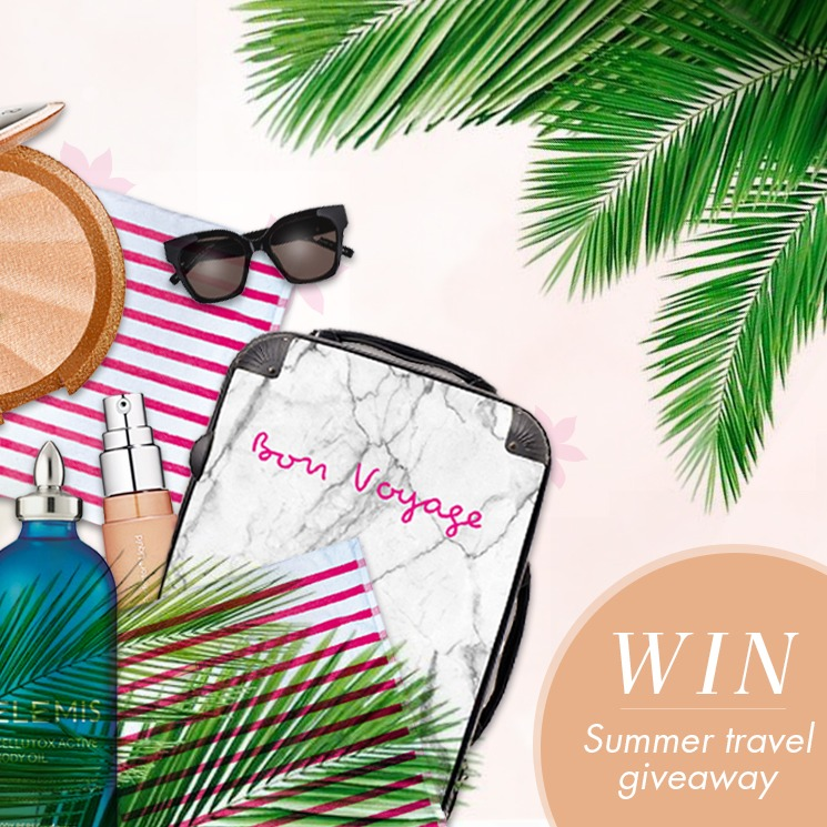 HELLO!'s summer travel giveaway: WIN £795 worth of goodies for your summer holiday!