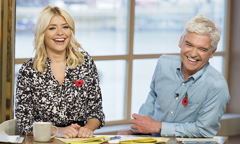 Holly Willoughby can't contain her excitement over Prince Harry's confirmed romance